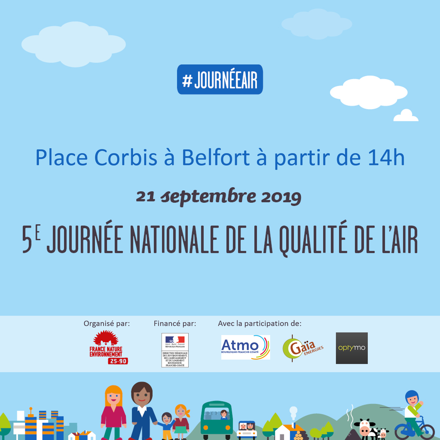 5e journée nationale de la qualité de l'air